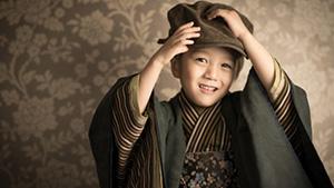 5歳のハイカラさん